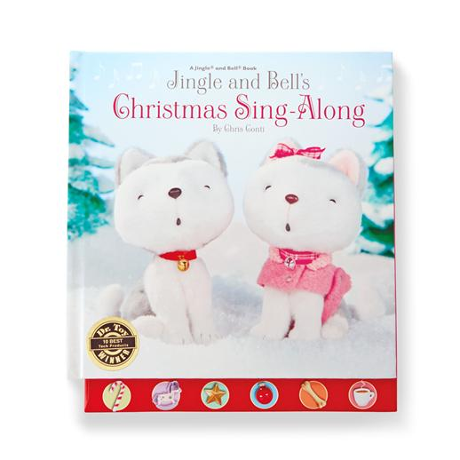 Jingle and Bell's Christmas Sing Along, Chris Conti, Two Roads Writing