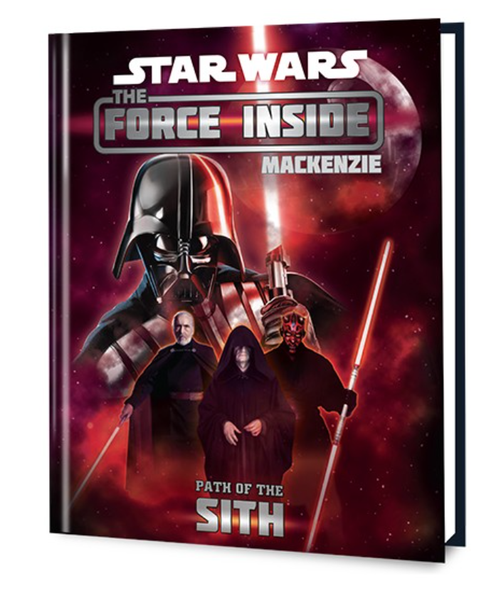 Star Wars: The Force Inside, Darth Vader
